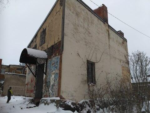 Здание под офис в Выборг ул.Сторожевая башня 20 - Фото 1