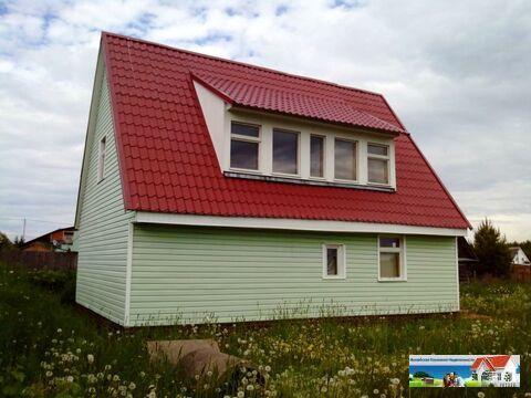 Дом-баня из бруса на Можайском водохранилище, 100 кв.м, 17 соток, д. - Фото 5