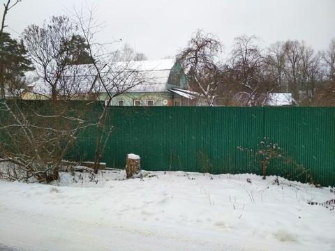 Участок 10 сот. , Можайское ш, 12 км. от МКАД. - Фото 5