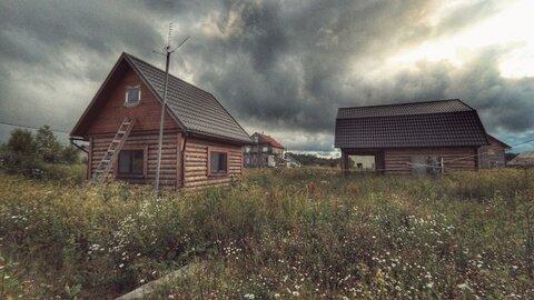 """СНТ """"Электронмаш"""", 2 дома и 10 соток - Фото 1"""
