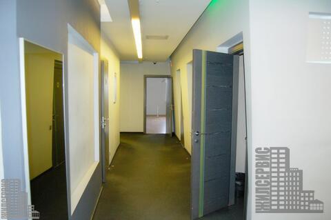 Офис 10м с мебелью в бизнес-центре у метро - Фото 1