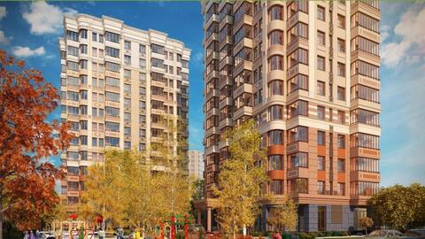 2-комн. квартира 71,8 кв.м. в доме бизнес-класса в ЦАО г. Москвы - Фото 2