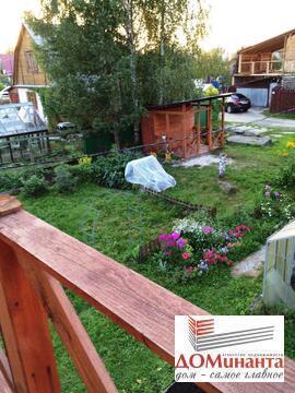 Продам садовый участок с домом - Фото 4