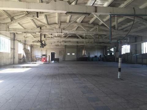 Производственное помещение 1780 кв.м. - Фото 3