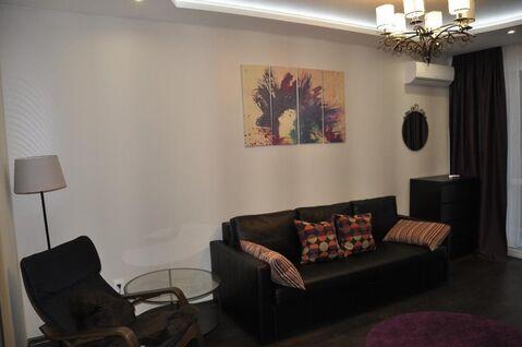Сдам 1-к квартиру в новом доме, ул. Донская. 42м2, 4/10эт. В квартире - Фото 4