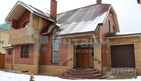 Аренда дома, Крекшино, Марушкинское с. п, Вишневая улица - Фото 1