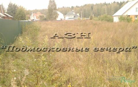 Осташковское ш. 15 км от МКАД, Манюхино, Участок 14 сот. - Фото 2
