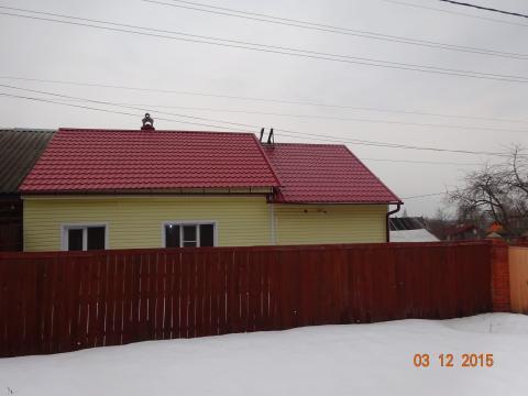 Часть дома Калужская область, г.Таруса - Фото 3