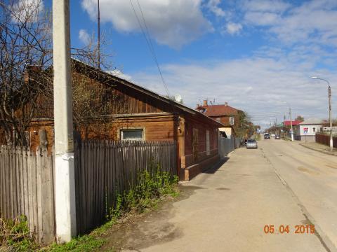 Часть дома в г.Серпухов ул. Красноармейская (оформлена как квар - Фото 4