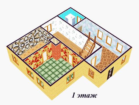 Продажа просторного дома за малую цену - Фото 4