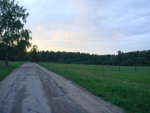 Земельный участок 10 сот. д.Сатино-Татарское, 31 км от МКАД Варшавское - Фото 4