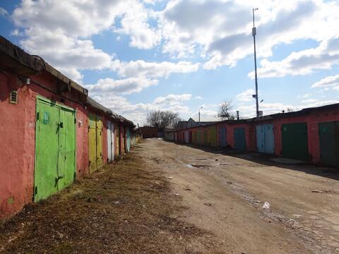 Гараж в г.Серпухов ул.Подольская рядом с водоконалом. - Фото 1