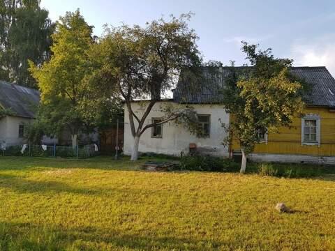 Продается: дом 55 м2 на участке 10 сот. - Фото 1