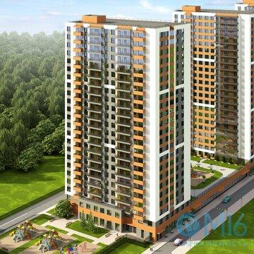 Продажа 2-комнатной квартиры в Кировском районе, 57.45 м2 - Фото 4
