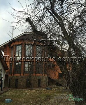 Новорижское ш. 28 км от МКАД, Красновидово, Коттедж 400 кв. м - Фото 2