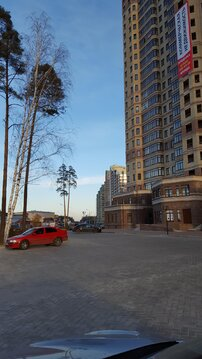 2 к. кв. по адресу: м. о. г. Раменское, ул. Северное шоссе, корпус 7б - Фото 1