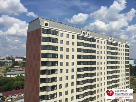 1 комнатная квартира 39,61 кв.м в ЖК 21/19 - Фото 4