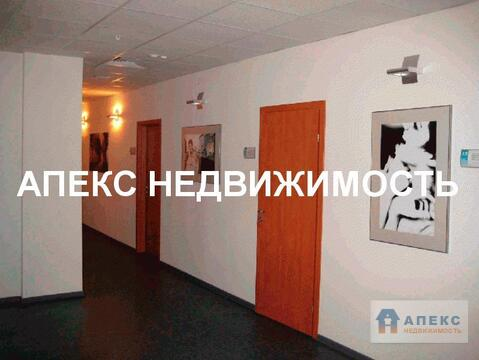 Аренда офиса 590 м2 м. Калужская в бизнес-центре класса А в Коньково - Фото 2