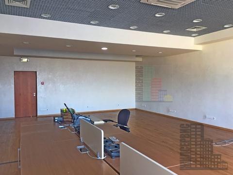 Офис с видом на Газпром, 87,5м, бизнес-центр класс А, метро Калужская - Фото 2