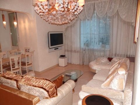 4-комнатная квартира в престижном районе Москвы м. Университет - Фото 1