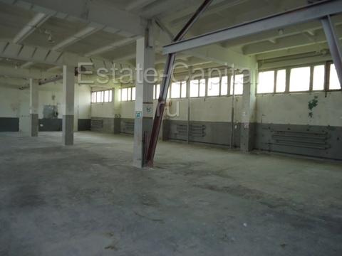 Продам склад в ЮВАО район Печатники 1545 кв.м - Фото 1
