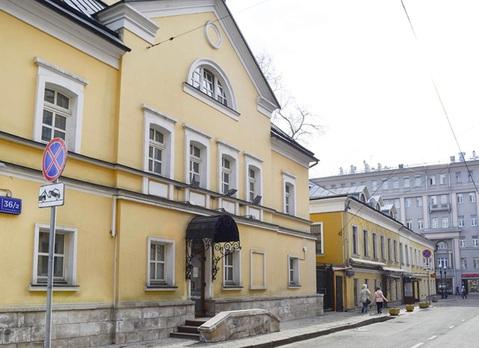 Офис в аренду 30 кв. м, м. Арбатская/Смоленская - Фото 2