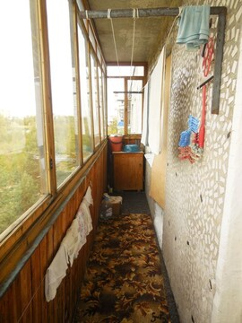 1-комнатная квартира 34 м2 (улучшенка). Этаж: 5/5 панельного дома. - Фото 5