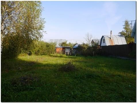 Прекрасный участок 6 соток на опушке лес рядом с Троицком ! - Фото 3