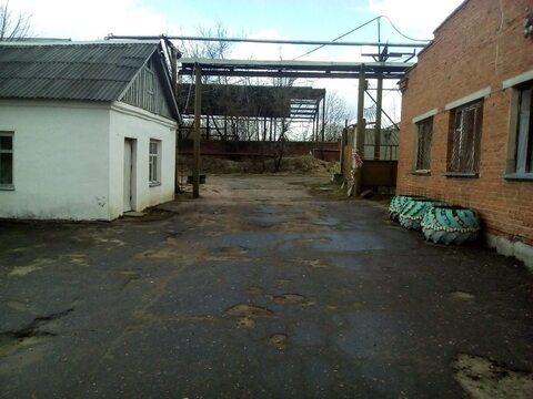 Производственные помещения, Симферопольское ш, 80 км от МКАД, . - Фото 1