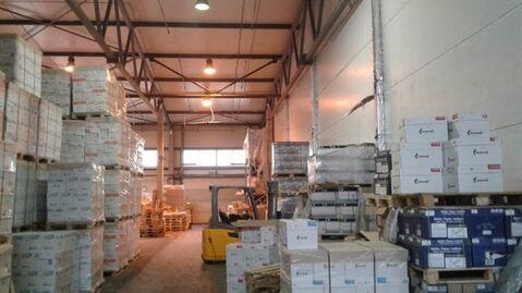 Сдам складское помещение 2684 кв.м, м. Проспект Ветеранов - Фото 3