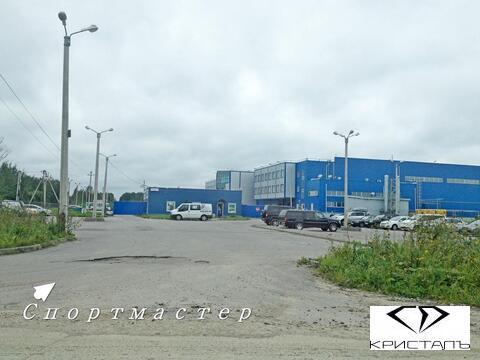 Земля промышленного Назначения, Малое Карлино, Ломоносовский район - Фото 1