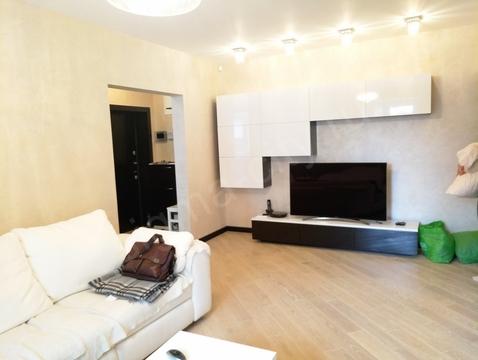 Сдается 3 к.квартира с евроремонтом м.Комсомольская - Фото 2