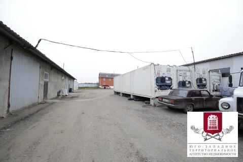 Продается производственно-складская база 1га д. Кривошеино - Фото 5