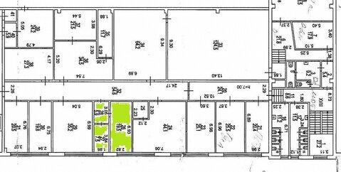 Аренда помещения под офис, мастерскую, минилабораторию, площадью 32,9 - Фото 2