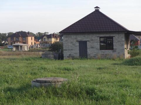 Участок с фундаментом Новосадовый - Фото 4