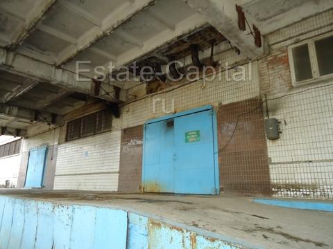 Продам склад в ЮВАО район Печатники 1545 кв.м - Фото 2