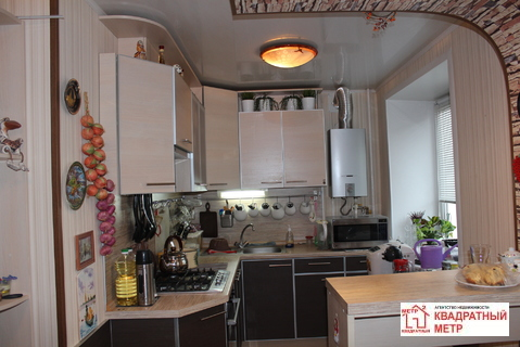 3- комнатная квартира ул. Колхозная, д. 32 - Фото 1