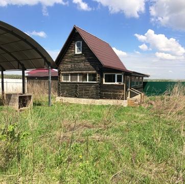 Дом в д. Владимировка - Фото 1