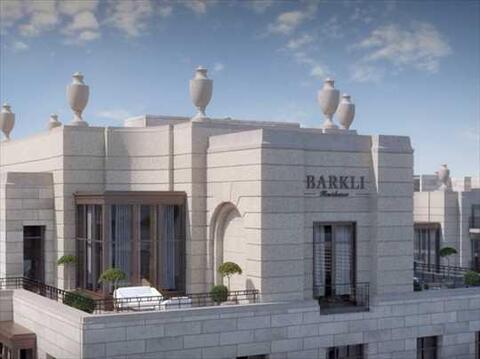 Продажа квартиры 105,69 кв.м в ЖК Barkli Residence Москва, ул. . - Фото 1