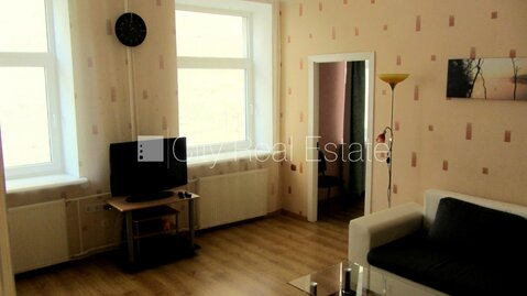 Аренда квартиры, Улица Дзирнаву - Фото 1
