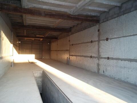 Сдам новый большой капитальный гараж размерами 7х24 м, высота 3.5м - Фото 3