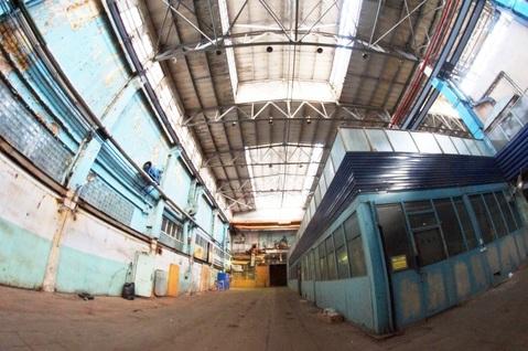 Сдается в аренду производственное помещение, общей площадь 1008 кв.м, - Фото 1