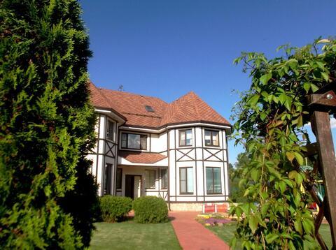 Дом 360 м2 на участке 15 сот.в Крекшино - Фото 1