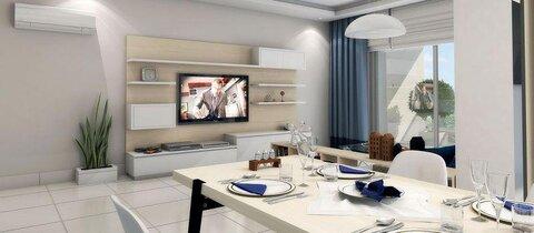 64 000 €, Продажа квартиры, Аланья, Анталья, Купить квартиру Аланья, Турция по недорогой цене, ID объекта - 313602589 - Фото 1