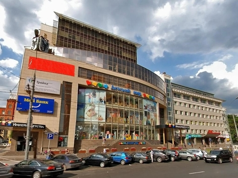 Аренда офиса, м. Улица 1905 года, Ул. Красная Пресня - Фото 1