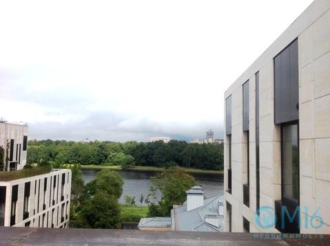 Единственная видовая трехкомнатная квартира с террасой в ЖК - Фото 4