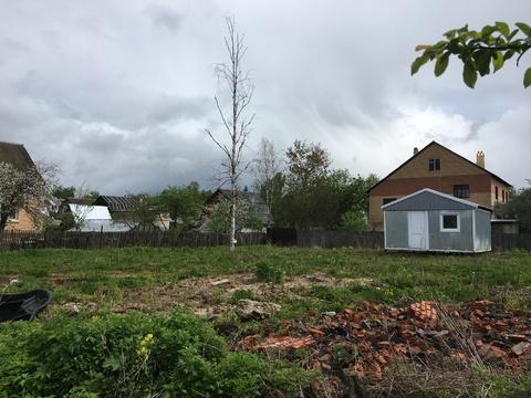 Земельный участок в Пушкинском районе, поселок Лесной - Фото 2