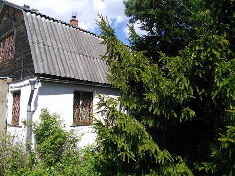Участок с домом рядом с Истринским водохранилищем - Фото 2