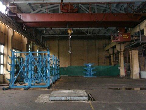 Продам производственно-складской комплекс 4000 кв.м. - Фото 1
