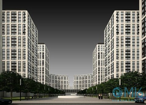 Продажа 1-комнатной квартиры в Приморском районе, 59.2 м2 - Фото 3